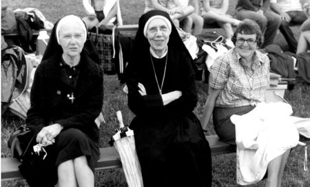 Memorial Mass for Sister Steppe – Academy of the Sacred Heart