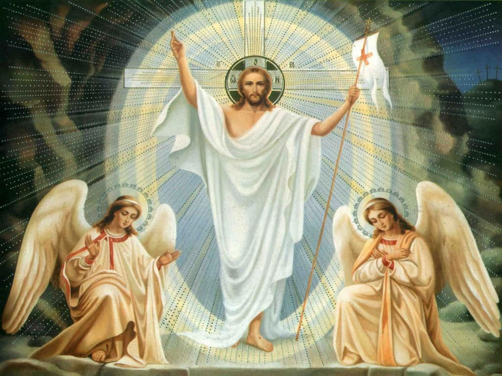 Image result for risen christ images