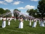 May Crowning and Maypole 2015