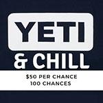 Yeti & Chill Raffle